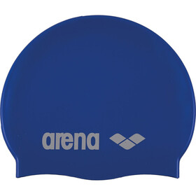 arena Classic Silicone Badehætte, skyblue-white